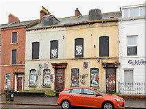 J3372 : Nos 55-59 University Street, Belfast by Albert Bridge