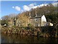 SD9417 : Pikehouse Cottages, Littleborough by Steven Haslington