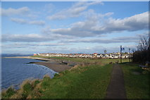 SD4161 : Path to Morecambe by Bill Boaden