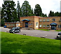 ST7499 : Police Station and Old Magistrates' Court, Dursley by Jaggery