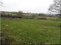 SE1614 : Farmland, Kaye Lane by Samantha Waddington