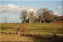 SK8259 : St.Bartholomew's church by Richard Croft