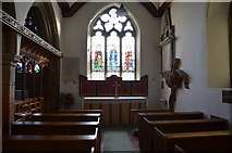 TQ7444 : Lady Chapel, St Michael & All Angels' church, Marden by Julian P Guffogg