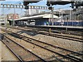 TQ2581 : Royal Oak Underground station, London by Nigel Thompson