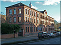 SO8554 : Fownes Hotel, Worcester by Chris Allen
