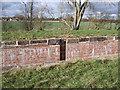 SU1295 : Eysey Lock, Thames & Severn Canal by Vieve Forward