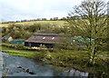 NY5520 : Old Barns at Thrimby by David Liddle