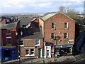 SJ4066 : Rooftops in Upper Northgate Street by Des Blenkinsopp