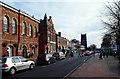 SK4346 : Heanor, Derbys. by David Hallam-Jones
