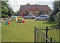 SO8223 : The School House by Trevor Rickard