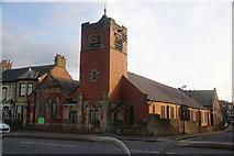SD4464 : Emmanuel Church, Morecambe by Bill Boaden