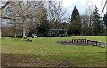 SO6302 : A children's play area, Bathurst Park, Lydney by Jaggery
