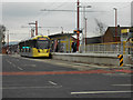 SJ9098 : Metrolink, Droylsden by David Dixon
