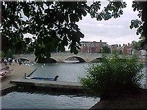 TL0549 : Bedford Bridge by Tim Glover