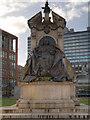 SJ8498 : Queen Victoria by David Dixon