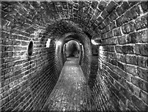 SJ8297 : Under the Streets of Manchester by David Dixon