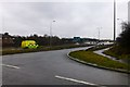 SK4727 : The A50 near M1 junction 25 by David Lally