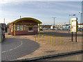SJ5192 : Ticket Office, Lea Green Station by David Dixon