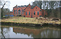 SJ9152 : Former Stockton Brook Pumping Station by Chris Allen