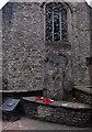 SO2800 : Civil defences War Memorial, Pontypool by Jaggery