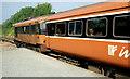 T3094 : Rosslare train at Wicklow by Albert Bridge