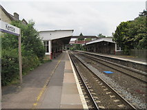 ST9897 : Kemble railway station by Nigel Thompson