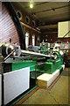 SD5705 : Trencherfield Mill - steam engine by Chris Allen