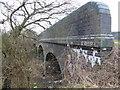 TL3181 : Former railway bridge near Warboys by Richard Humphrey