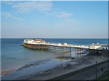 TG2142 : The Pier at Cromer by Barbara Carr