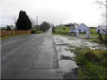 H5575 : Loughmacrory Road, Altdrumman by Kenneth  Allen