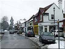 TL1314 : Leyton Road by Thomas Nugent
