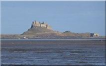 NU1341 : Lindisfarne Castle by Russel Wills