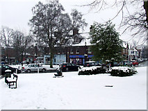 TL1314 : Church Green by Thomas Nugent