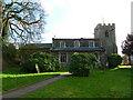 TL2547 : The Parish Church of St Peter, Wrestlingworth by Alexander P Kapp
