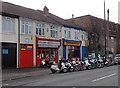 ST5876 : Kellaway Motor Cycles Ltd, Bristol by Jaggery