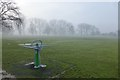 SK4833 : Outdoor Gym thingy by David Lally