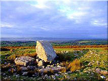 SS4990 : Arthur's Stone - Maen Ceti by Chris Elphick