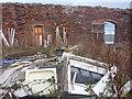 NT6878 : Coastal East Lothian : Behind The Wall In Lamer Street, Dunbar by Richard West
