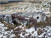 NS6682 : Fairey Firefly Wreckage - Image #6 by James T M Towill