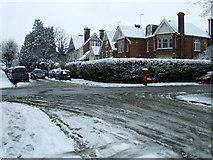TL1314 : Kirkwick Avenue by Thomas Nugent
