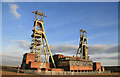 SK5963 : Clipstone Colliery by Chris Allen