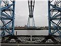 NZ5021 : The Middlesbrough Transporter Bridge by Ian S