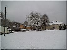 SO9194 : Snowy Vista by Gordon Griffiths