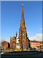 NX9776 : Greyfriars Church, Dumfries by David Dixon