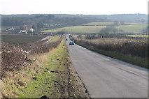 SK5855 : Field Lane by J.Hannan-Briggs