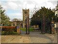 SD5192 : Kendal Parish Church by David Dixon
