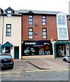 ST5393 : Parsons Bakery, Chepstow by Jaggery