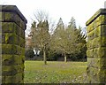 SJ9493 : Pole Bank Gardens by Gerald England
