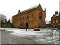 NY3955 : Carlisle Cathedral Fratry by David Dixon