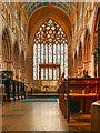 NY3955 : Carlisle Cathedral (interior) by David Dixon